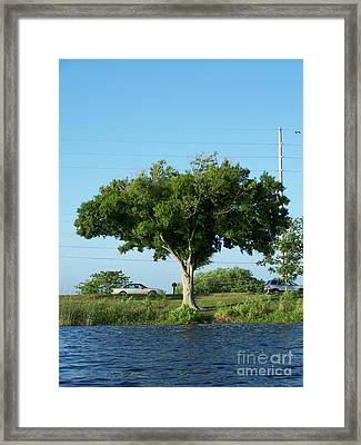 North Bay Framed Print