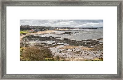 North Berwick, East Lothian Framed Print