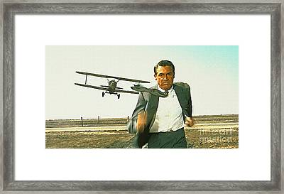 North By Northwest Framed Print by John Malone