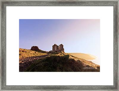 North Coast Framed Print