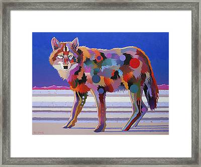 North From Here Framed Print by Bob Coonts