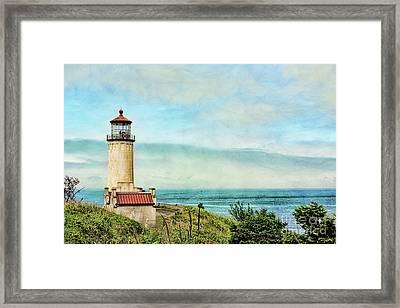 North Head Lighthouse Framed Print