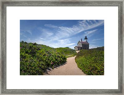 North Light Framed Print