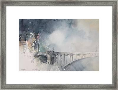 Northbridge Sydney 2 Framed Print