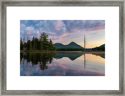 Framed Print featuring the photograph Northeastern by Patrick Downey