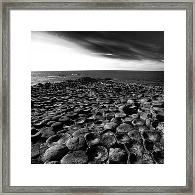 Northern Ireland 54 Framed Print