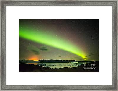 Northern Lights 6 Framed Print