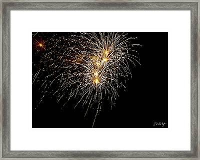 Northern Star Framed Print by Phill Doherty