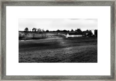 Framed Print featuring the photograph Northfield 2016 by Bill Wakeley