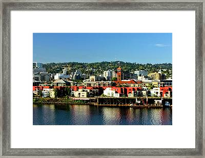 Northwest Portland Framed Print