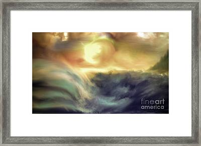 Northwest Territory  Framed Print by Michelle Ressler