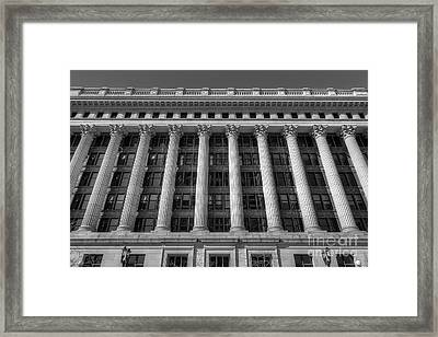 Northwestern Mutual Building Framed Print by Twenty Two North Photography