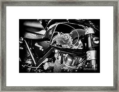 Norton Commando 961 Se Framed Print by Tim Gainey