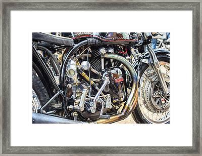 Norvin  Framed Print