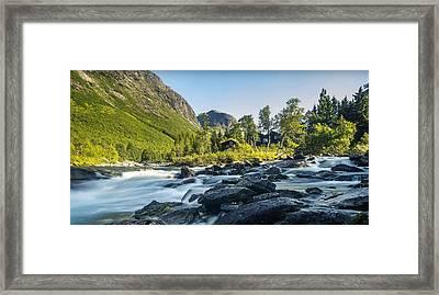 Norway II Framed Print