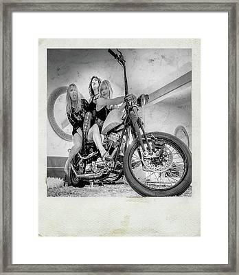 Nostalgia- Framed Print