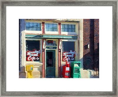 Nostalgia Framed Print by Jim  Darnall