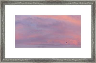 Not In Kansas Framed Print by Peter Tellone