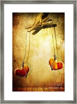 Not Meant To Be... Framed Print