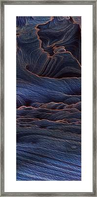 Not So Distant Land 3 Framed Print