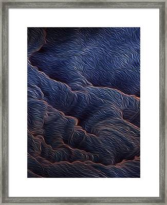 Not So Distant Land 4 Framed Print