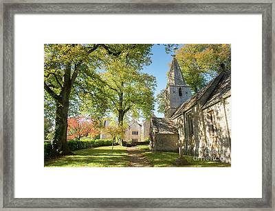 Notgrove  Framed Print by Tim Gainey
