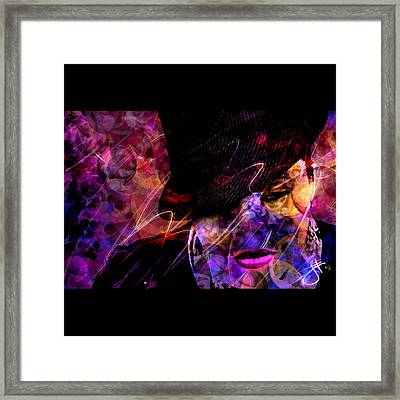 Nothing Compares 2 U Framed Print