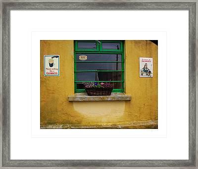 Nothing Like A Guinness Framed Print