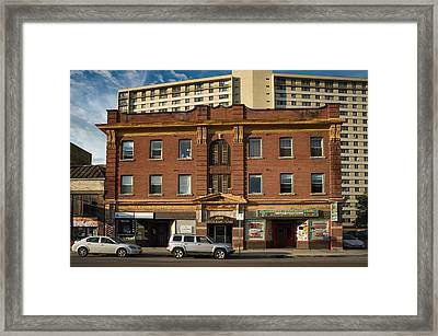 Notre Dame Plaza Framed Print by Bryan Scott