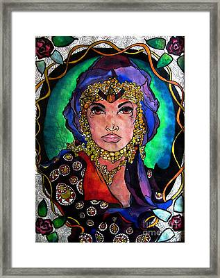 Nouveau Framed Print by Amy Williams