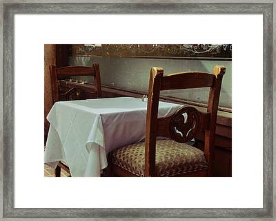 Nouvelle Framed Print by JAMART Photography