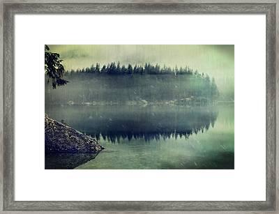 November Afternoon Framed Print