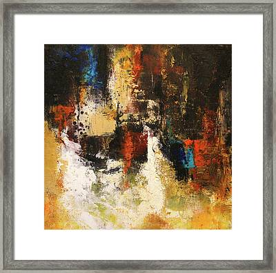 November Evening 1 Framed Print