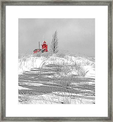 November Reverie Framed Print