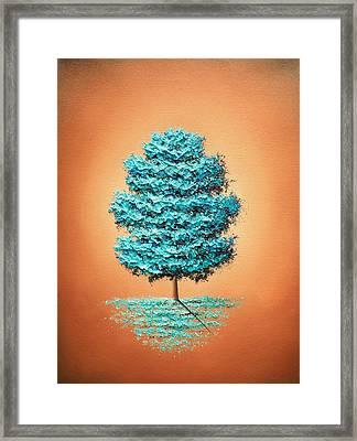 November's Prelude Framed Print by Rachel Bingaman