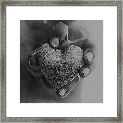 Now It's Yours  Framed Print by Stelios Kleanthous