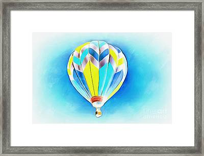 Nowhere Destination Framed Print by Krissy Katsimbras