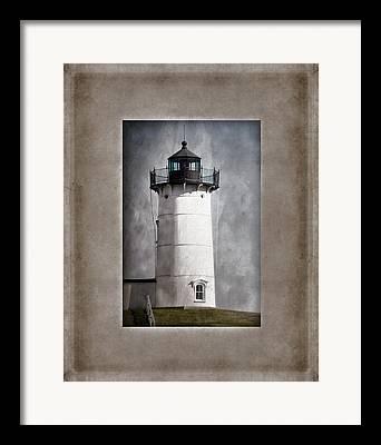 Cape Neddick Light Station Framed Prints
