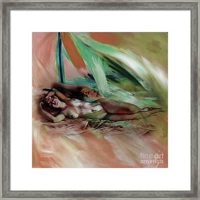 Nude 0221c1 Framed Print by Gull G