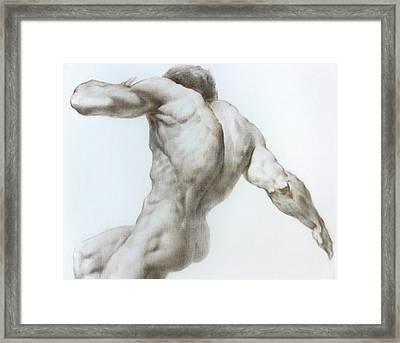 Nude 1a Framed Print