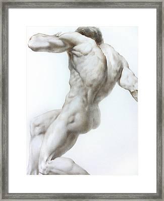 Nude 1b Framed Print