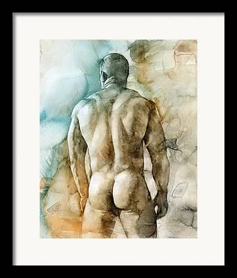 Human Figure Framed Prints