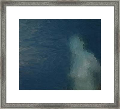 Nude Impression 18-3 Framed Print