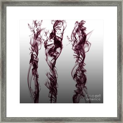 Nueroses Framed Print