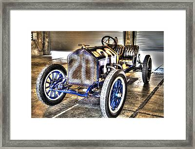 Number 20 Framed Print
