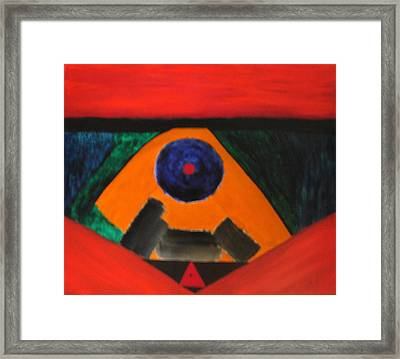 Number 325 Framed Print by Vijayan Kannampilly