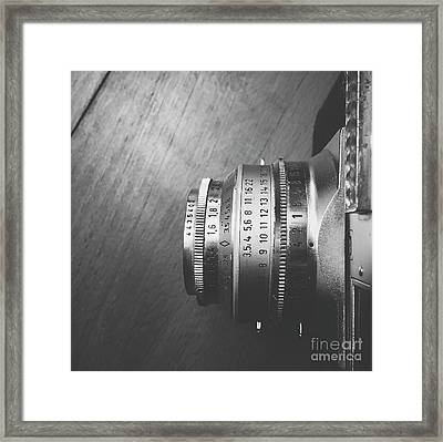 Framed Print featuring the photograph Numbers by Ivy Ho