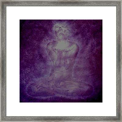 Numenea.01 Framed Print by Terrell Gates