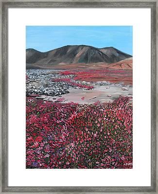 Nunavut Framed Print by Aleta Parks
