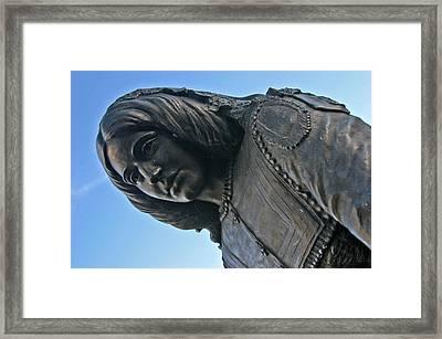 Nuneaton 10 Framed Print by Jez C Self